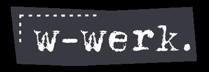 w-werk. GmbH | Logo | Ledermanufaktur aus Untergriesbach Nähe Passau